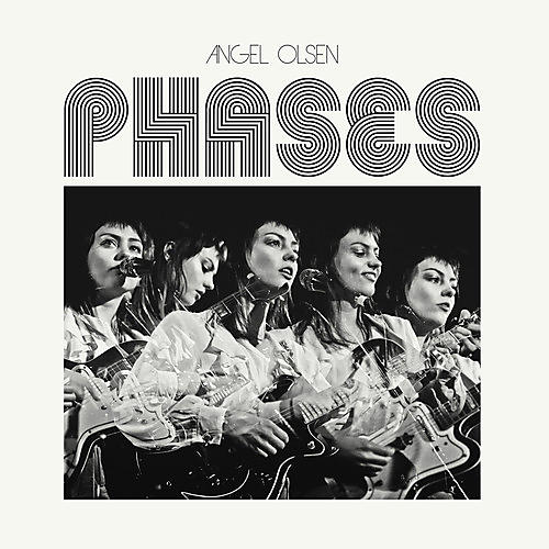 Alliance Angel Olsen - Phases (olive Green Vinyl)