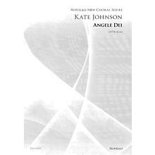 Novello Angele Dei SATB DV A Cappella Composed by Kate Johnson