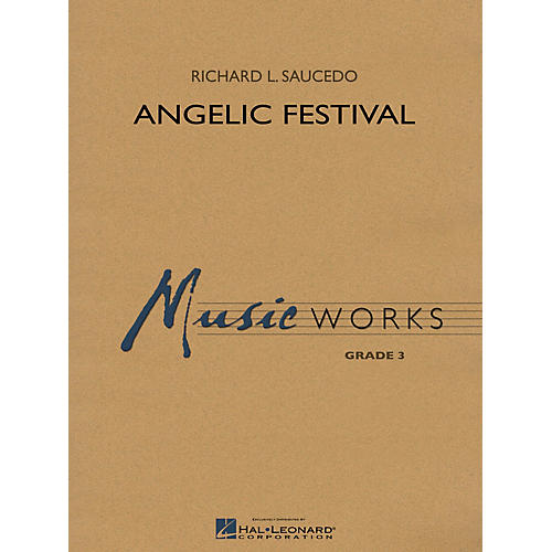 Hal Leonard Angelic Festival Concert Band Level 3