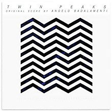 Angelo Badalamenti - Twin Peaks (Coffee Colored Pressing)