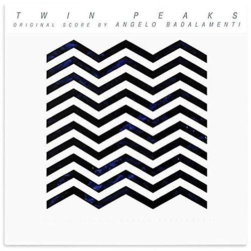Alliance Angelo Badalamenti - Twin Peaks (Coffee Colored Pressing)