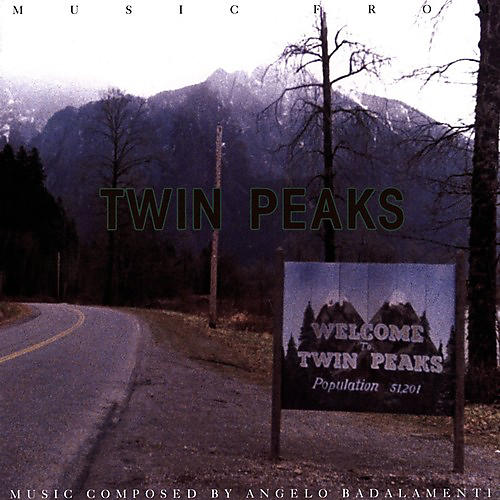 Alliance Angelo Badalamenti - Twin Peaks (Original Soundtrack)