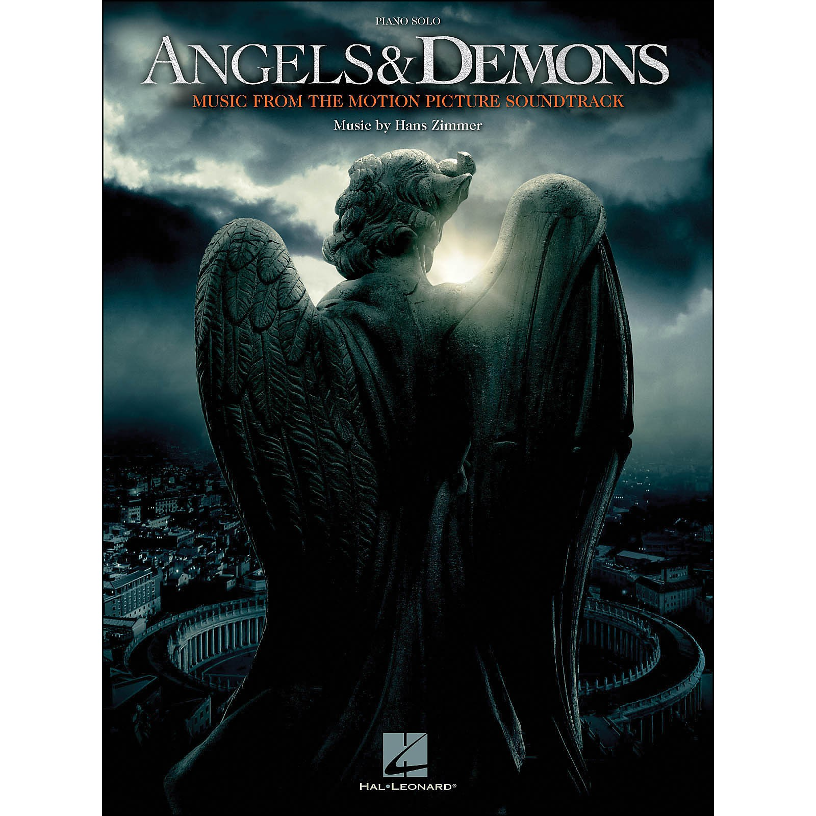 Hal Leonard Angels & Demons: Music From The Motion Picture Soundtrack arranged for piano solo