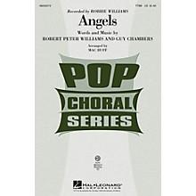 Hal Leonard Angels TTBB by Robbie Williams arranged by Mac Huff