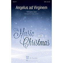 De Haske Music Angelus ad Virginem SATB arranged by Philip Lawson