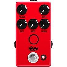 Open Box JHS Pedals Angry Charlie V3 Overdrive Guitar Effects Pedal