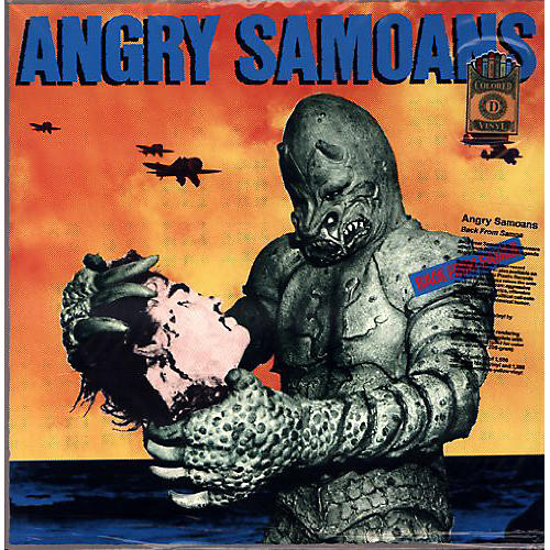 Alliance Angry Samoans - Back from Samoa