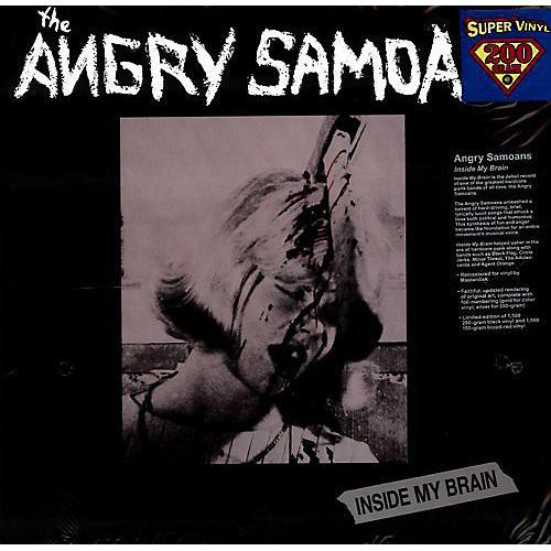 Alliance Angry Samoans - Inside My Brain