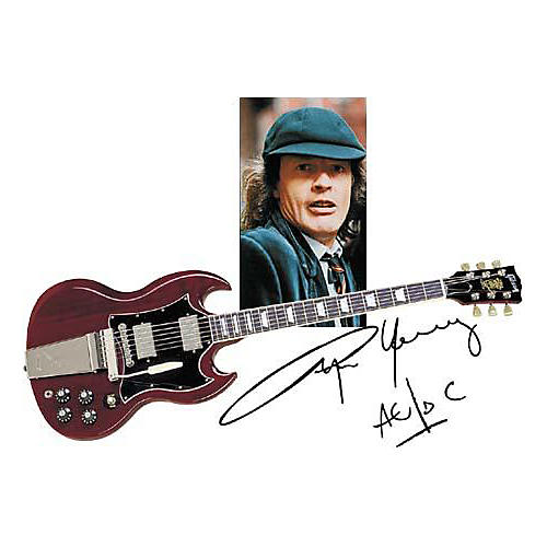 Gibson Angus Young Signature SG