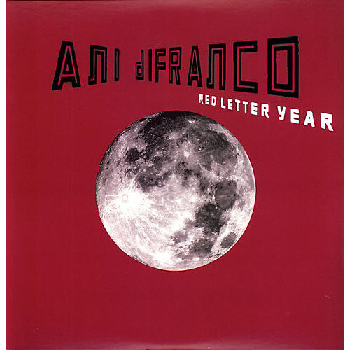 Alliance Ani DiFranco - Red Letter Year