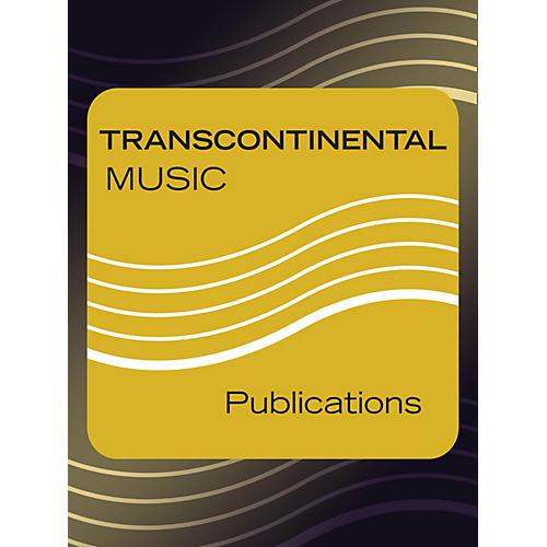 Transcontinental Music Ani Maamin SATB a cappella Arranged by Matthew Lazar