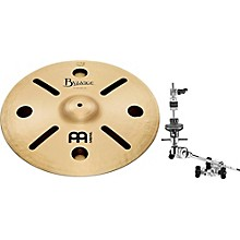 Meinl Anika Nilles Artist Concept Model Byzance Deep Hats with X-Hat Auxiliary Hi-Hat Arm