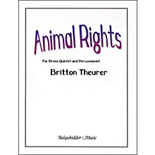 Carl Fischer Animal Rights Book