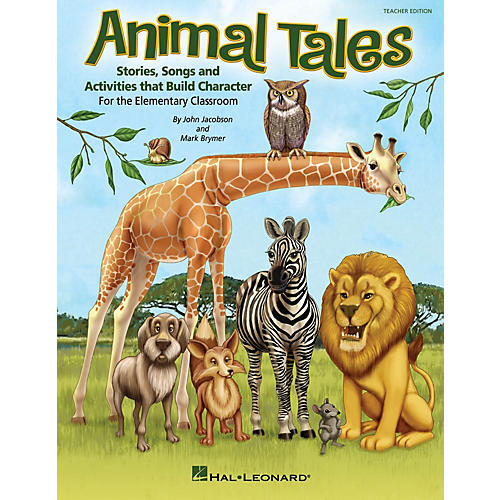 Hal Leonard Animal Tales (Stories, Songs and Activities that Build Character) ShowTrax CD Composed by John Jacobson