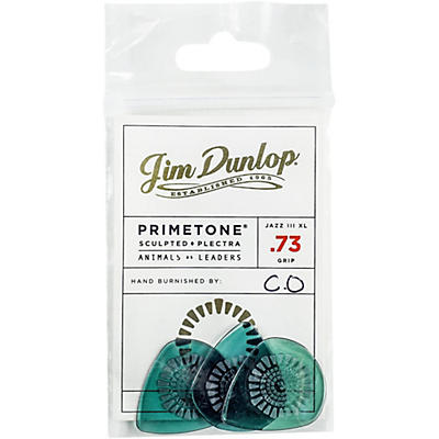 Dunlop Animals As Leaders Primetone, Green Guitar Picks