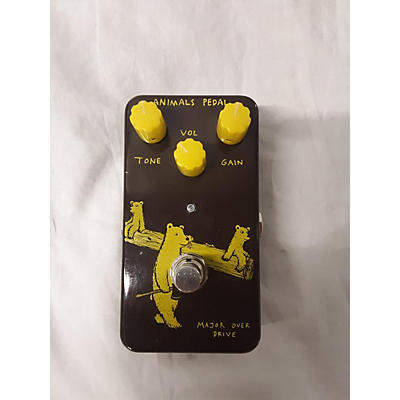 Skreddy Animals Major Overdrive Effect Pedal