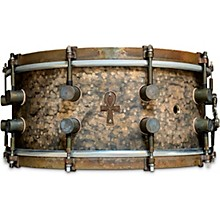 A&F Drum Co Ankh Bell Bronze Snare Drum