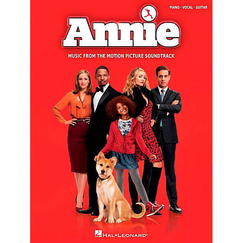 Hal Leonard Annie - Music From The 2014 Motion Picture Soundtrack for Piano/Vocal/Guitar