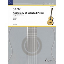 Schott Anthology of Selected Pieces for Guitar Schott Series