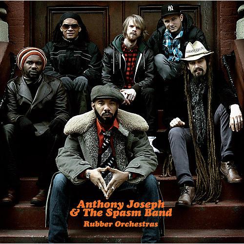 Alliance Anthony Joseph - Rubber Orchestras