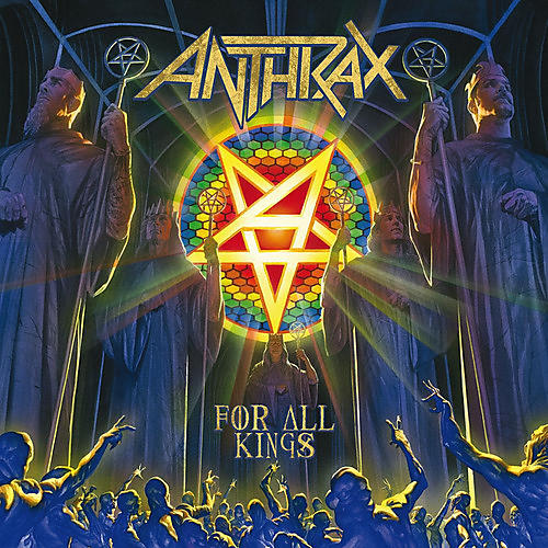 Alliance Anthrax - For All Kings – Limited Edition – (Pink Vinyl)