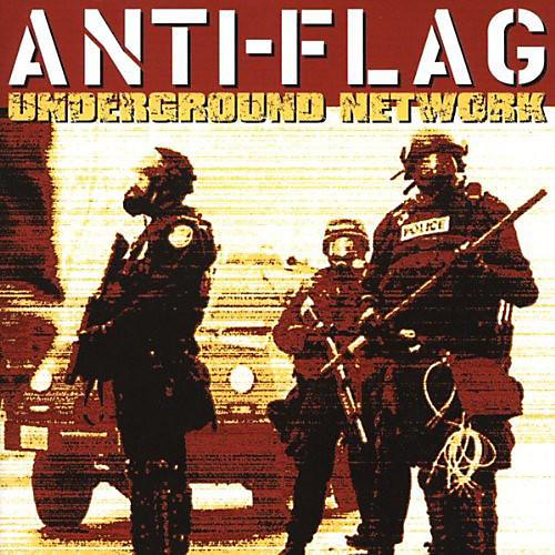 Alliance Anti-Flag - Underground Network