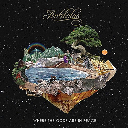 Alliance Antibalas - Where The Gods Are In Peace