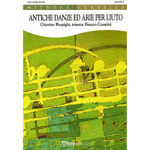 Hal Leonard Antiche Danze Ed Arie Per Luito, Prima Suite Sc Only Grade 5-6 (16 Duets) Concert Band