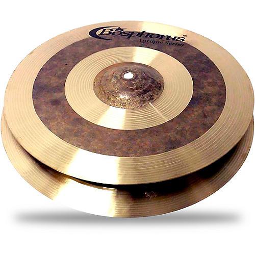 Bosphorus Hi Hat Cymbals : bosphorus cymbals antique crisp hi hat top cymbal 14 in musician 39 s friend ~ Vivirlamusica.com Haus und Dekorationen