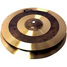 Bosphorus Cymbals Antique Dark Hi-Hat Cymbal Pair
