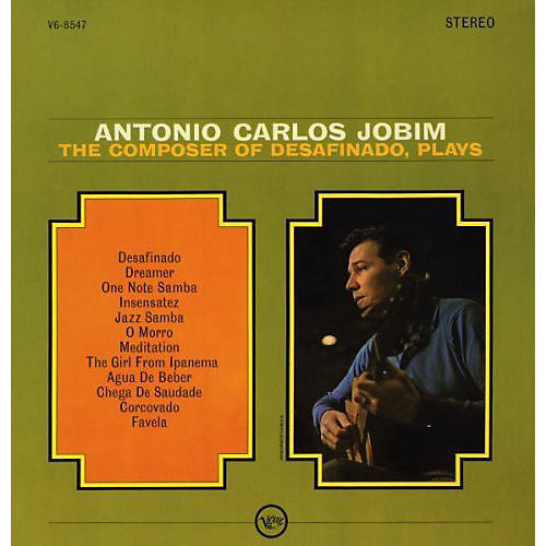 Alliance Antonio Carlos Jobim - Composer Plays