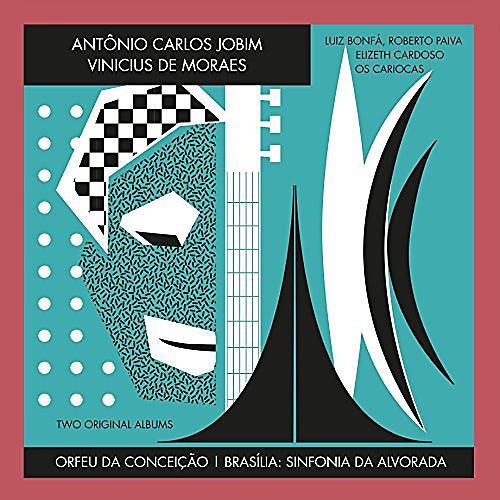 Antonio Carlos Jobim - Orfeu Da Conceicao / Brasilia: Sinfonia Da Alvorada