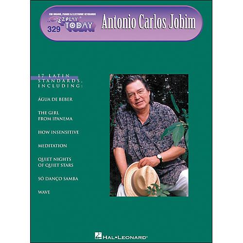 Hal Leonard Antonio Carlos Jobim E-Z Play 329