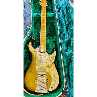 Burns Apache Custom Solid Body Electric Guitar