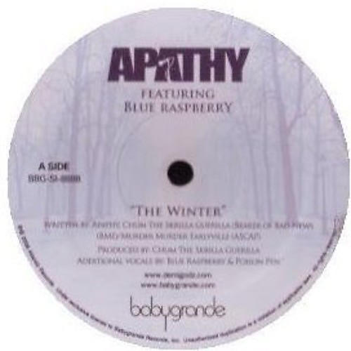 Alliance Apathy - The Winter / Can't Leave Rap Alone