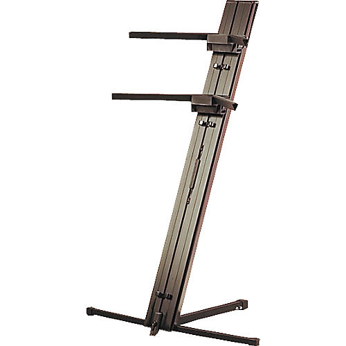 Ultimate Support Apex AX48B 2-Tier Column Keyboard Stand