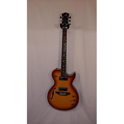 Luna Guitars Aphena Hollow Body Electric Guitar
