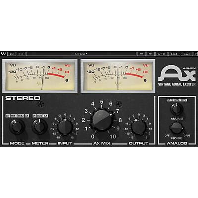 Waves Aphex Vintage Aural Exciter Native/TDM/SG Software Download
