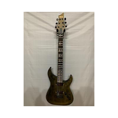 Schecter Guitar Research Apocalypse C6 Solid Body Electric Guitar