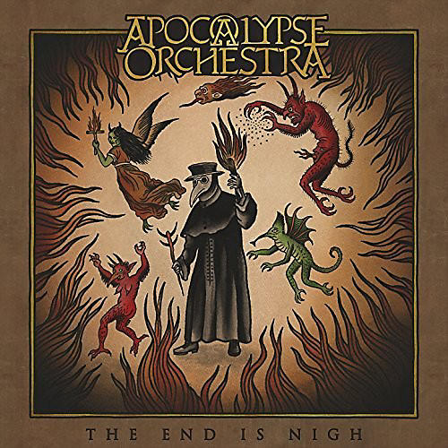 Alliance Apocalypse Orchestra - The End Is Nigh