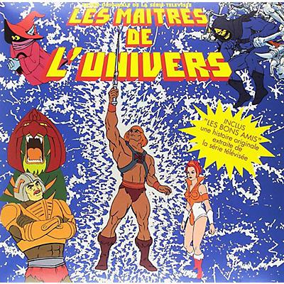 Apollo - Les Maitres De L'Univers (He-Man and the Masters of the Universe) (Original Television Series Soundtrack)