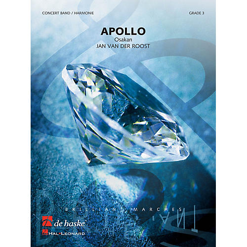De Haske Music Apollo Concert Band Level 4 Composed by Jan Van der Roost