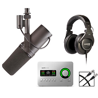 Shure Apollo Podcasting Bundle - Windows Only