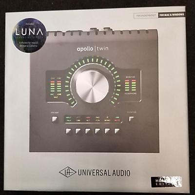 Universal Audio Apollo Twin Duo MKII Heritage Edition Audio Interface