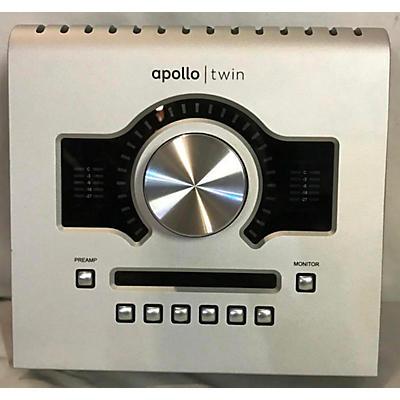 Universal Audio Apollo Twin Duo USB Windows Audio Interface