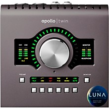 Open BoxUniversal Audio Apollo Twin MKII DUO Thunderbolt Audio Interface