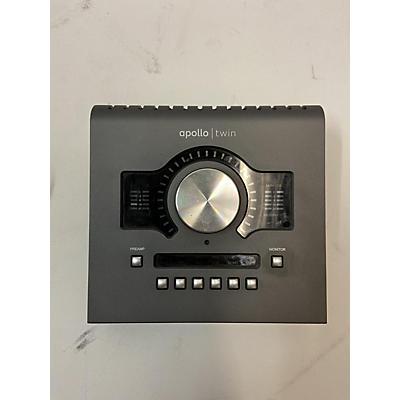 Universal Audio Apollo Twin Quad MKII Audio Interface