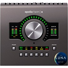 Universal Audio Apollo Twin X QUAD Thunderbolt 3 Audio Interface