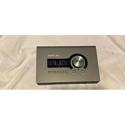 Universal Audio Apollo X4 3 Audio Interface