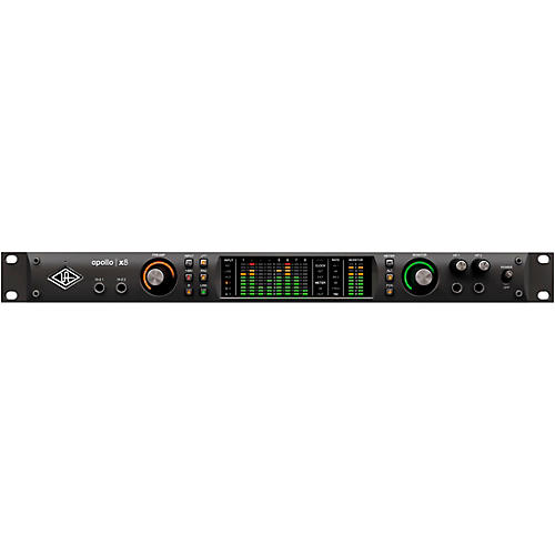 Universal Audio Apollo X8 Heritage Edition 8-Channel Thunderbolt Audio Interface With UAD DSP